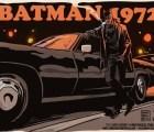 ¿Se imaginan a Batman en los 70? así es como luciría...