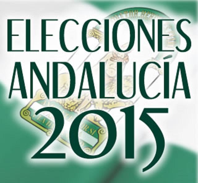 Resultados preliminares de elecciones en Andalucía