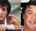 El antes y después de los héroes del cine de acción en los 80