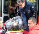 "Frenón del MB ""Hospital General"" deja 9 heridos"