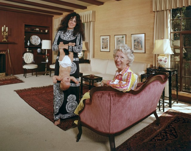 Grace Slick [& Family]