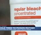 WTF??!! Quiso envenenar a su mamá porque le quitó su iPhone