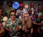 "Para que empiecen bien el fin de semana: Madonna, The Roots y Jimmy Fallon tocando ""Holiday"""