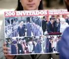 Y ahora INE pide bajar spot sobre los 200 invitados de Peña en Inglaterra