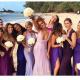 Casual... tu boda es el 4/20 y tu dama de honor es Rihanna!
