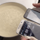 Competencia bajo agua hirviendo, Samsung Galaxy S6 vs iPhone 6