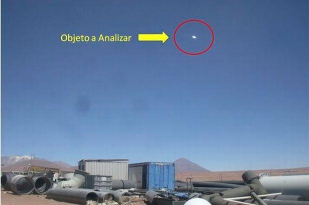Objeto volador grabado en Chile no sería hecho por el hombre