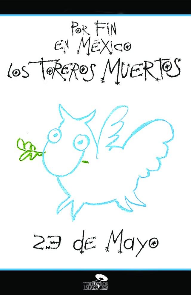 Los Toreros Muertos en México