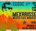 El Instituto Mexicano del Sonido presenta Mexrrissey en el Pasagüero