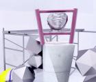 En su nuevo video Django Django se transforma en esculturas extrañas que cantan