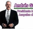 Andrés García (el de la bombita) va de candidato