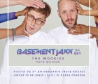 ¡Gana boletos para el DJ set de Basement Jaxx!