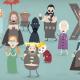 Dumb Ways to Die, versión Game of Thrones