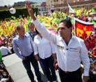 """""""Voy retrasado"""": PRD usó 5 helicópteros en inicio de campaña michoacana"""