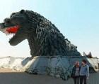 Construyen en Japón hotel inspirado en Godzilla