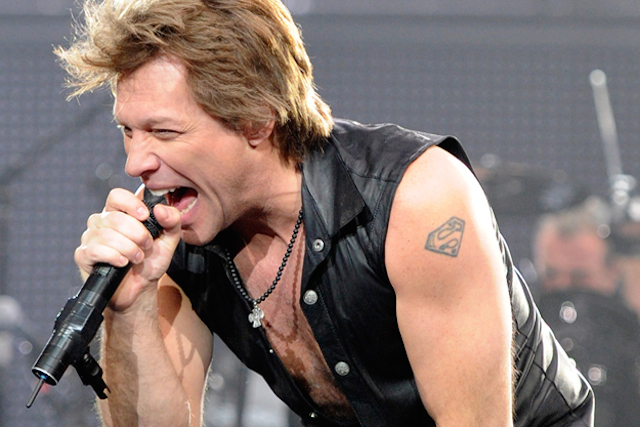 Bon Jovi Performs At The MGM Grand