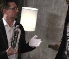 ¿Tienes sed? Esta botella de agua sólo cuesta 100,000 dólares