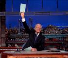 "Así fue la despedida de David Letterman del ""Late Show"""