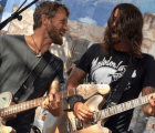 Los Foo Fighters se hicieron llamar Chevy Metal para tocar un show sorpresa