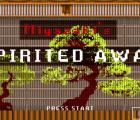 El viaje de Chihiro recreado en 8-bit