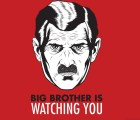 Tecnologías Orwellianas que se utilizan hoy en día