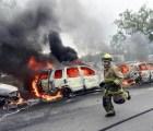 México, tercer país en el mundo con más muertes por conflicto en 2014