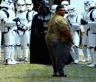 ¿Qué harías si te encuentras a Darth Vader en la calle?