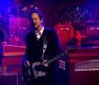 Eddie Vedder le da una gran despedida a Letterman