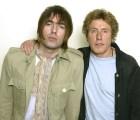 """Ve a Liam Gallagher y Roger Daltrey cantar """"My Generation"""""""