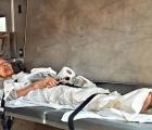 Ancianos del asilo que se quemó en Baja California dormían encerrados