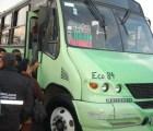 Micros y taxis piden aumento de tarifa en el DF