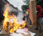 Enfrentamientos, incendios y detenidos: #Votación2015 México