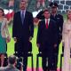 La pintoresca visita de los Reyes de España a México