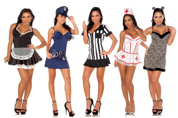 Disfraces para Halloween de mujer, modelos muy sexys