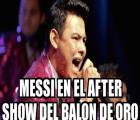 ¡Y aquí los tienen! Los memes del Balón de Oro 2014