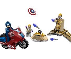 Lego-Capitain America