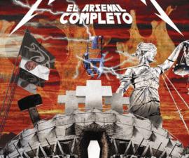 Metallica Palacio de los Deportes México 2012