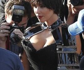 Kim Kardashian pelo corto