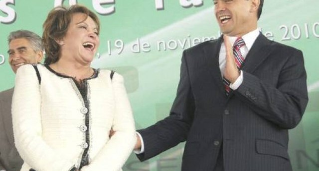 EPN Elba Esther