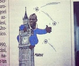 King Balotelli Kong