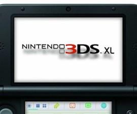 NINTENDO ANUNCIA EL NUEVO 3DS XL