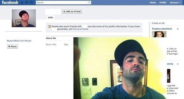 Facebook copycat