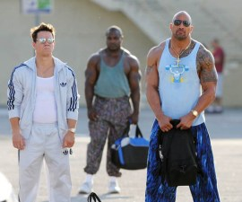 'Pain and Gain' - Film Set