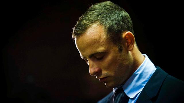 Oscar Pistorius in court at bail hearing