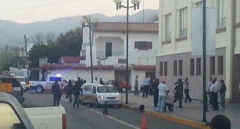 tamaulipas estallido granadas