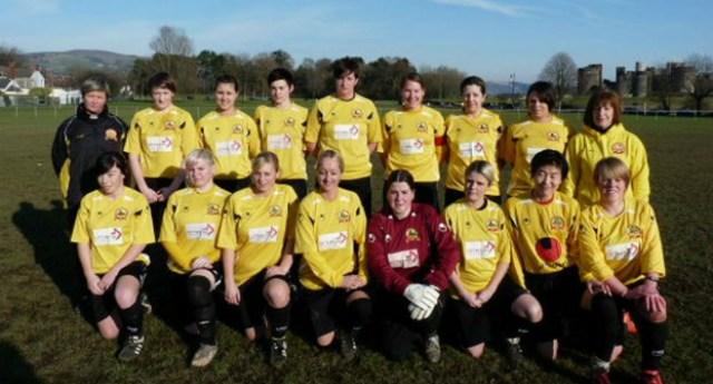 Caerphilly Castle Ladies