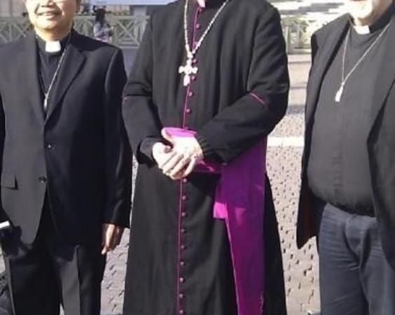 falso obispo