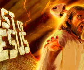 fist of the jesus