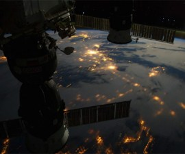 ISS-time-lapse