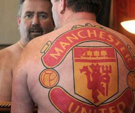 Manchester-United-tattoo